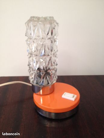 Petite lampe, années 60 VINTAGE