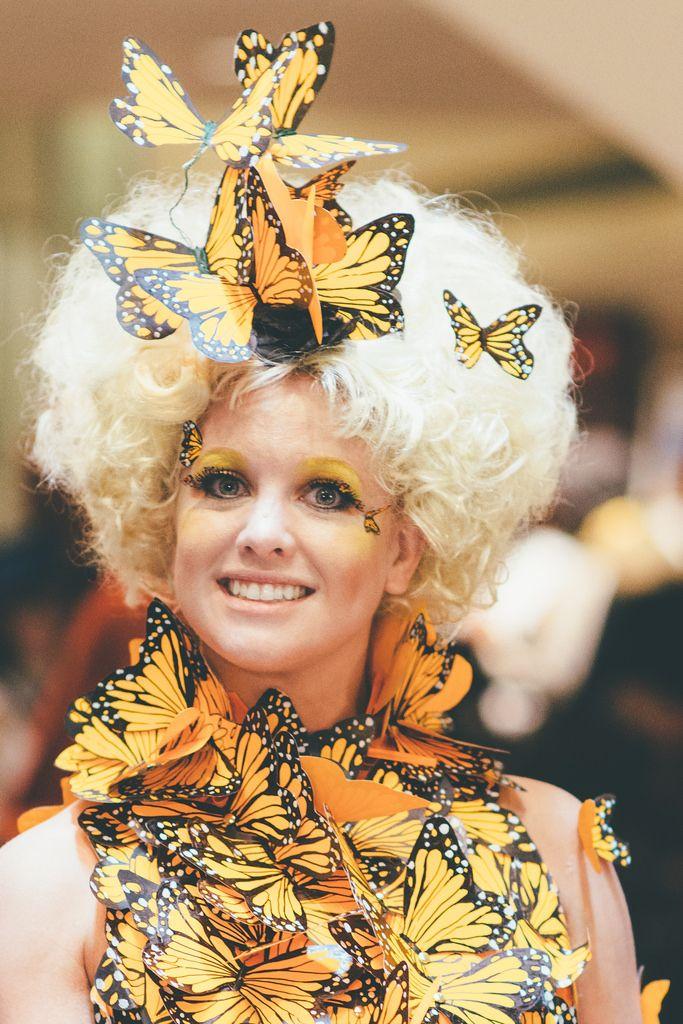 Effie Trinket | sharkhats | Flickr
