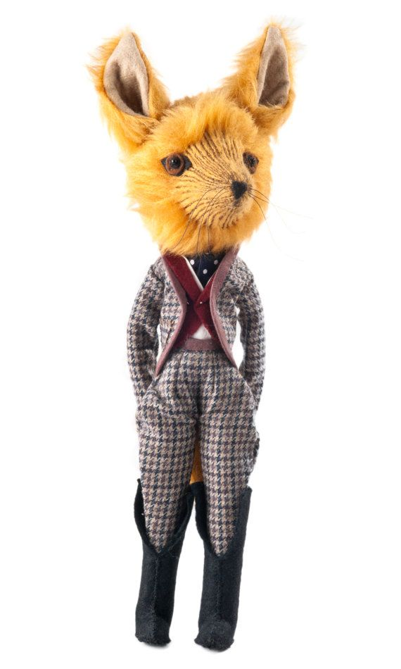 Mr Fox – Country Character