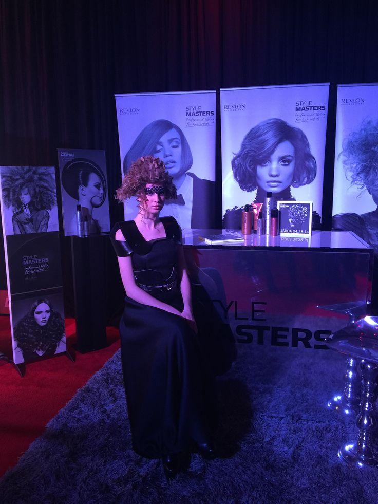 Salon Masters Show in Toronto March 29th, 2015