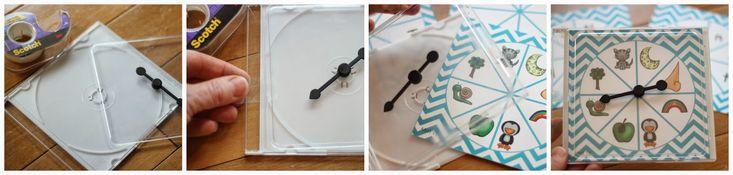 spinners con cd - Buscar con Google