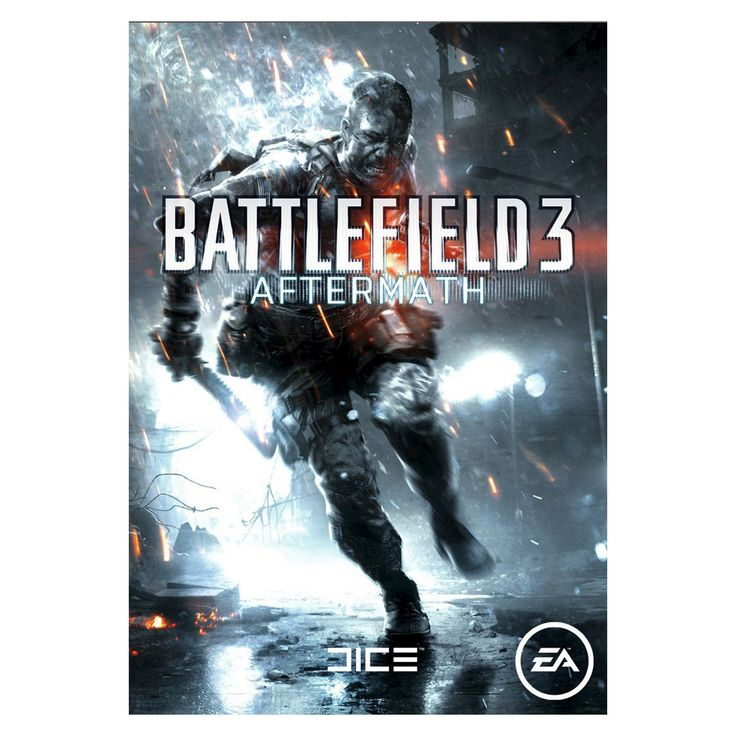 Battlefield 3: Aftermath Electronic Software Download PC