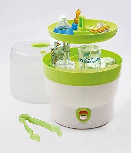 babyflaschen sterilisator test