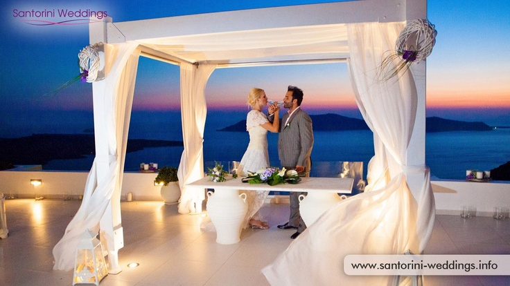 Santorini Wedding Packages Dream Ceremony