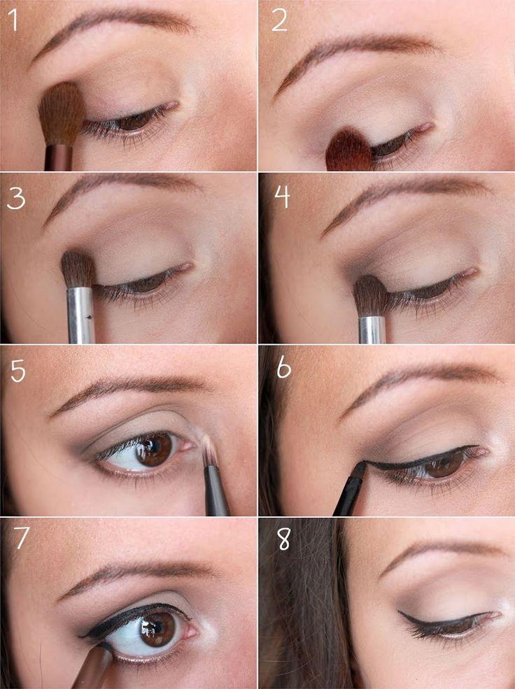 Bien-aimé Les 25 meilleures idées de la catégorie Maquillage rapide sur  RP07