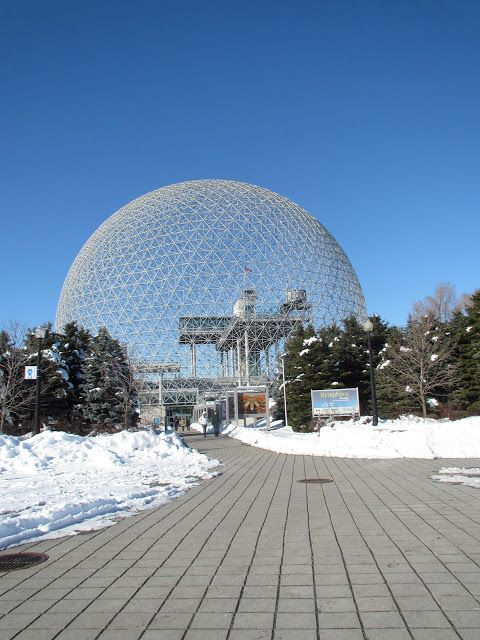 Biosphere Montreal | Facing Cuts, Just Like Our Deteriorating Rainforest!?