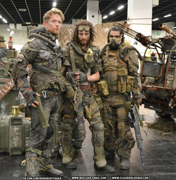 460 Best Post Apocalyptic Costume & Accessoires & Make-up