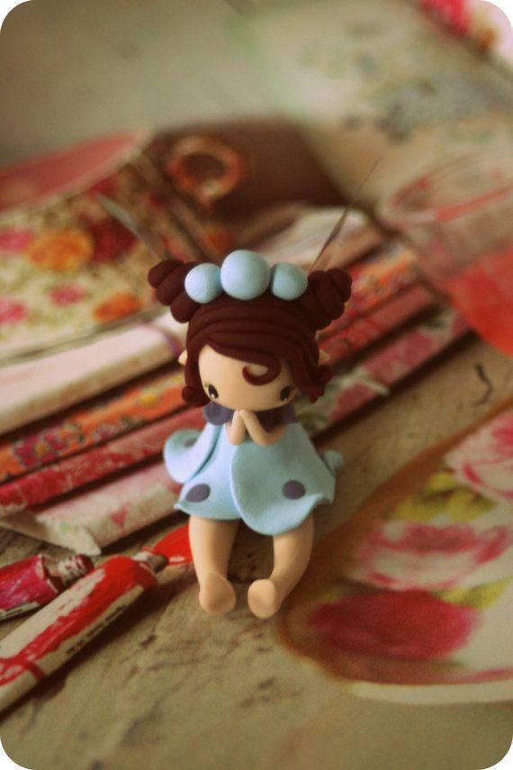 Figurine de fée                                                                                                                                                                                 Plus