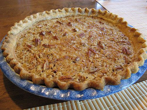 Paula Deen's Super Simple and Delicious French Coconut Pie
