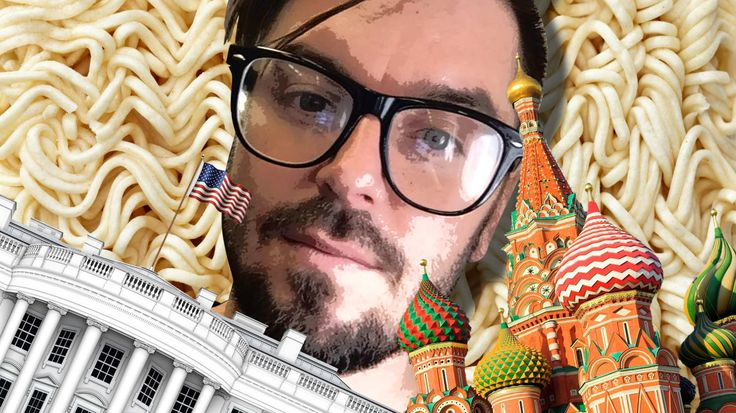 One of the better-connected, more knowledgeable people on the ties between the Kremlin and Trump Tower—other than the investigators currently working full-time on the topic—is a ramen shop owner named Jeff Jetton - 2017 May