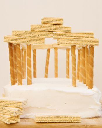 Here's a nice activity that students will enjoy when going over Ancient Greek or Roman History. We can mimic columns, buildings and maybe even incorporate this into Egyptian architecture as well. Items used will be Vanilla wafers and icing. I'm thinking maybe pretzel sticks and sticky jam or peanut butter might be a cheaper alternative.  Cons: Vanilla wafers can get expensive when each student is using so many at a time. The pretzel and peanut butter sounds awesome, except I am highly…