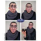 [Self] Anton Ego Ratatouille Pixar make up http://ift.tt/2bViRM9