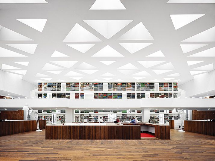 Architecture Film 'The Learn'd' Takes a Look into Rotterdam's Brightest Library   Yatzer