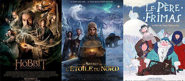 """> Nouvel article Publié dans la rubrique """"CINEMA/VIDEO"""" sur www.enfant.net - Nouveaux films sortis cette semaine:Le Hobbit 2 : la Désolation de Smaug ; Le Secret de l'Etoile du Nord ; Le père Frimas"""