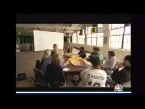 """TerraCycle was on the CNBC show """"How I Made My Millions."""" Interview features TerraCycle CEO Tom Szaky."""