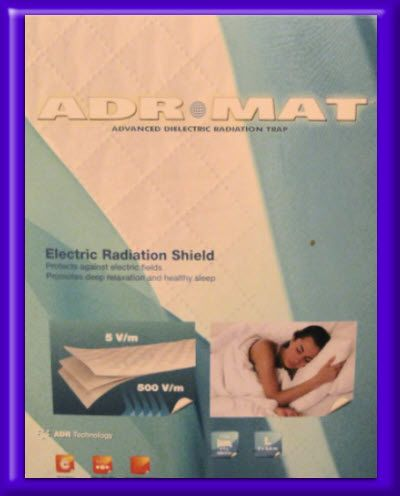 The ADR Bed Mat is an electric field screen based on advanced technology of…