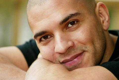 Stan Collymore - Absolutely gorgeous with a vulnerable side.