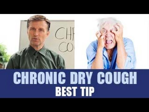 Best Tip for a Chronic Dry Cough