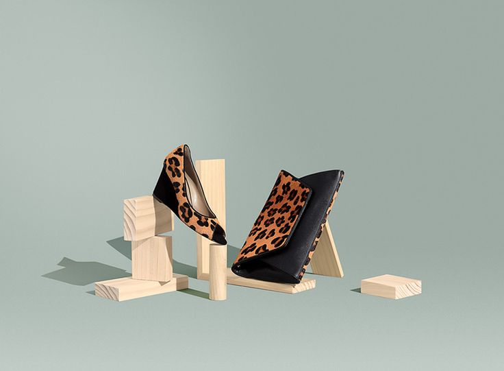 Robert Leopard and Teka Leopard clutch