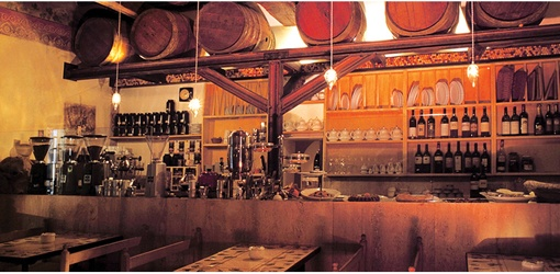 Restaurants in Rome - Enoteca Ferrara – The Best Restaurants, Dining and Places to Eat in Rome   HG2 A hedonist's guide to...