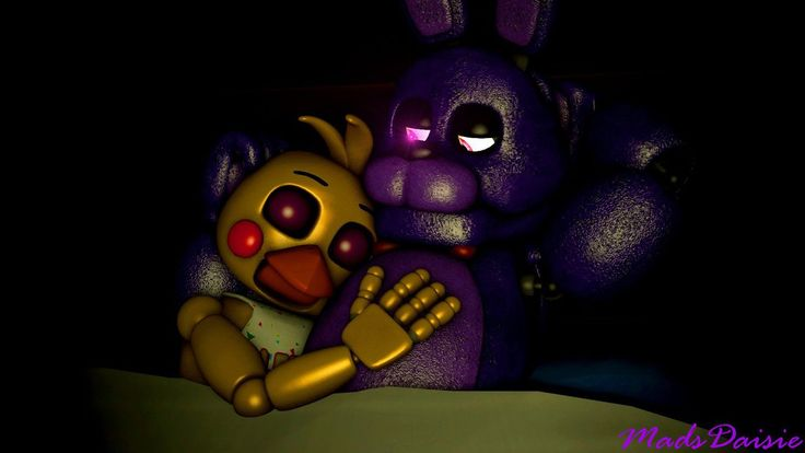 SFM/FNAF: Sweet Dreams by MadsDaisie on DeviantArt