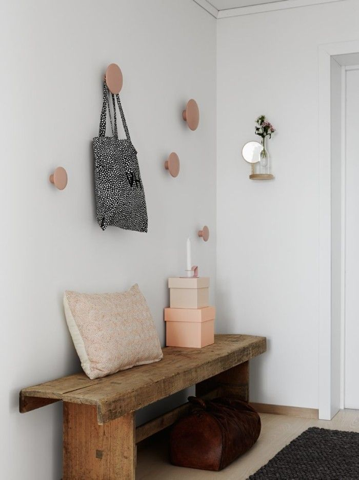 Best 25 entry coat hooks ideas on pinterest small front for Entry coat hook ideas