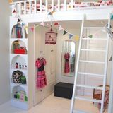 Loft Bed and Closet, Frankie Was Right