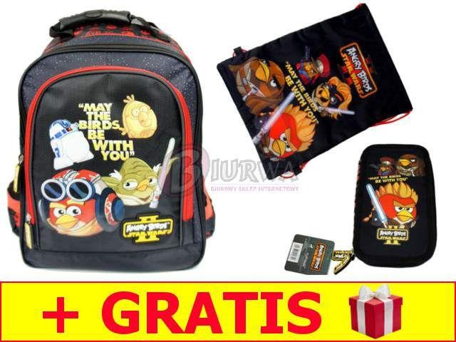Zestaw Szkolny Angry Birds_1