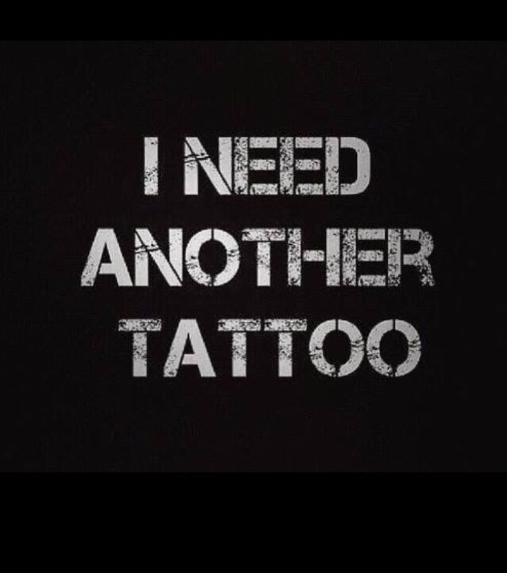 Tattoo Craving Quotes: I Can't Stop This Craving!