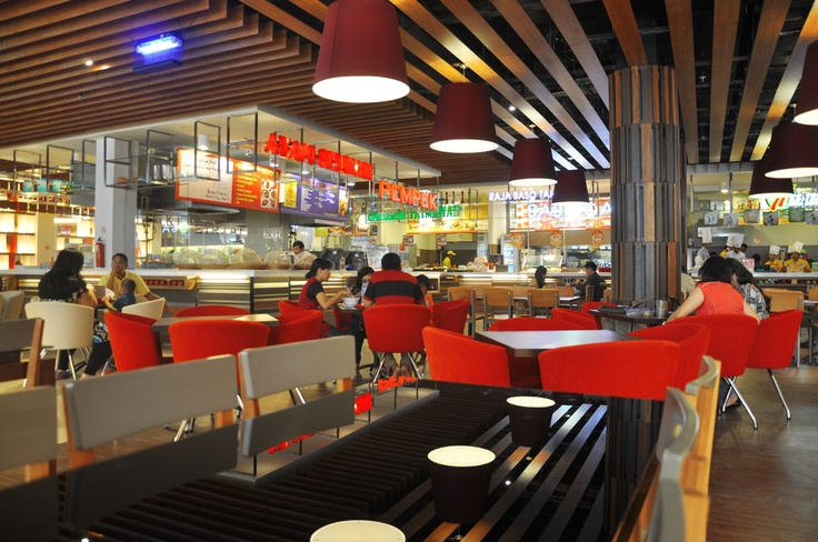 The Atmosphere at Straits Kitchen Food Concept
