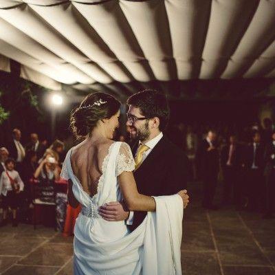 La Boda de María; Una boda en el campo   Sole Alonso