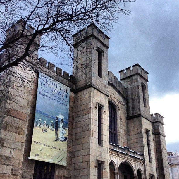 Wadsworth Atheneum in Hartford, CT