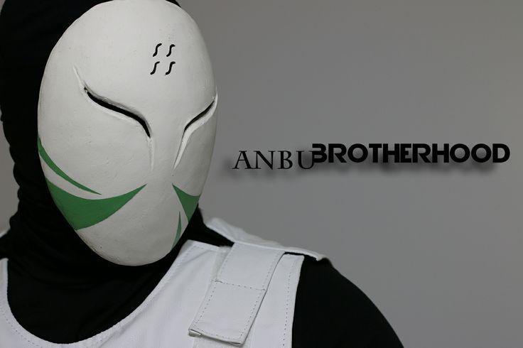 Anbu Mask Haku Of The Hidden Mist Redesign Anbu