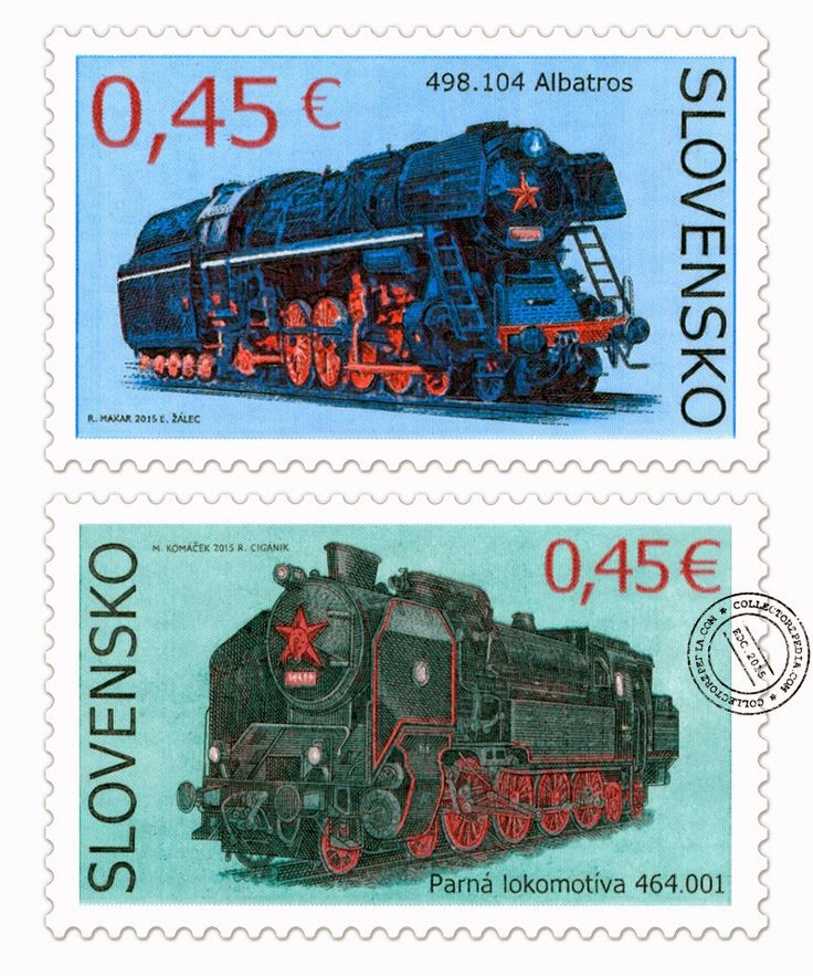 COLLECTORZPEDIA Technical Monuments: Steam Locomotives
