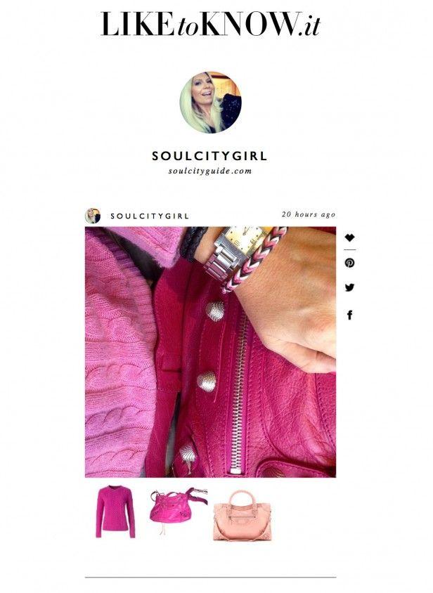 Soulcityguide | Shop on Instagram | http://soulcityguide.com