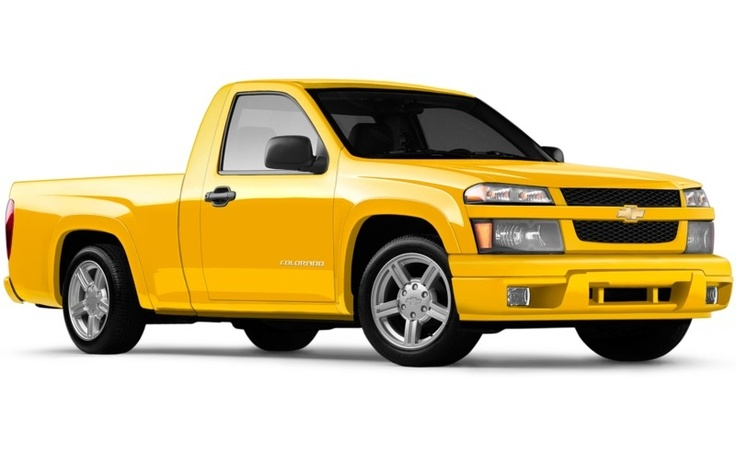 2006 chevy colorado specs