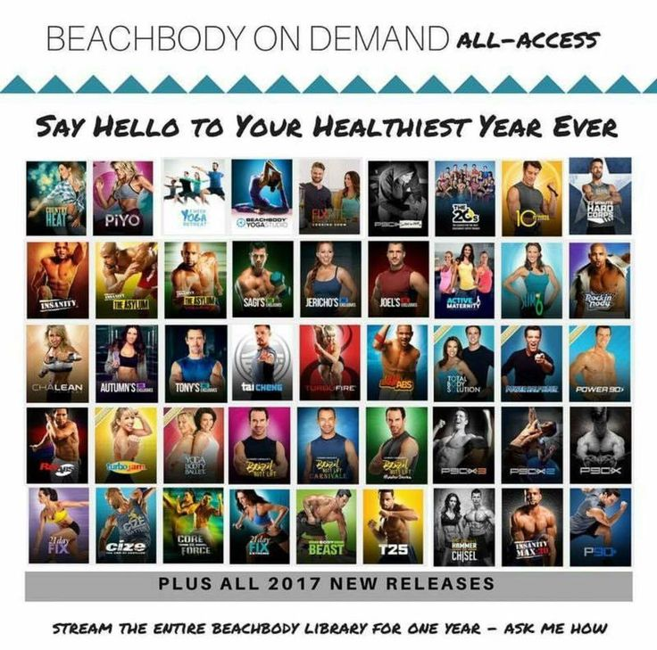 Tomorrow is the last day to get the Annual All Access to Beachbody On Demand (cheaper than P90X!) Don't miss this!