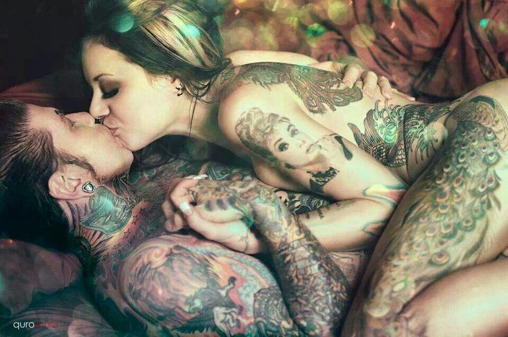 Imagini pentru hot tattooed couple