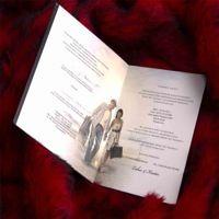 Undangan Pernikahan Retro