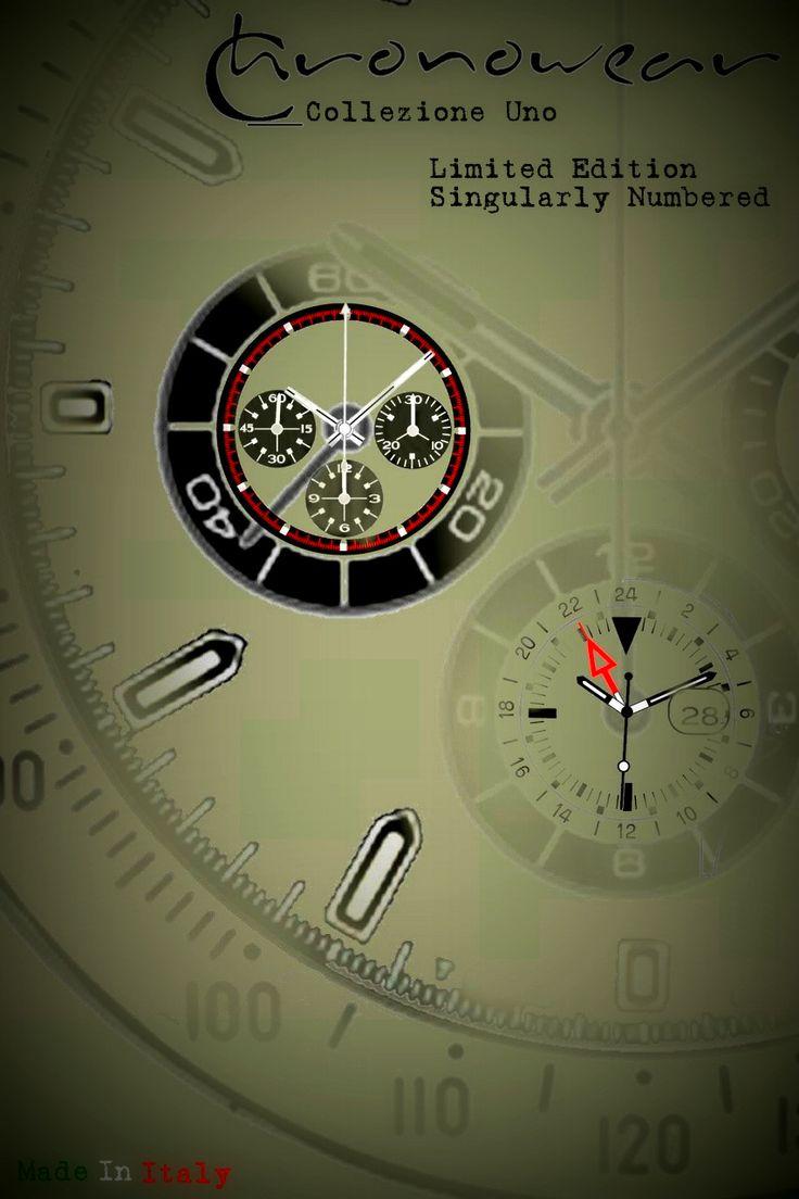CHRONOWEAR ROLEX PROMO COLLEZIONE UNO Singularly Numbered - Limited Edition - infos: info@chronowear.it