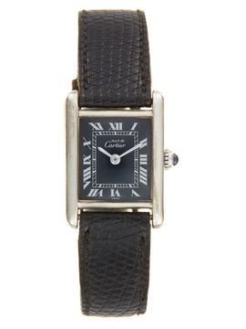 Cartier Sterling Silver Must de Cartier Watch, 20mm from Classic Vintage Timepieces on Gilt