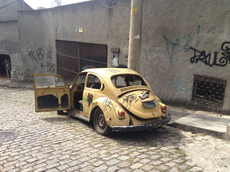 An old Beetle