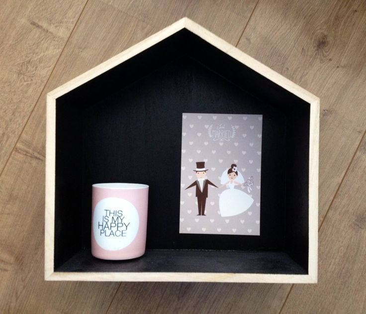 Petite carte pour féliciter les mariés ou les invités : Cartes par suite-creative-babies