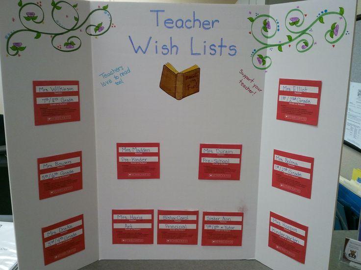 Classroom Wish List Ideas ~ Best book fairs ideas on pinterest carnival bulletin