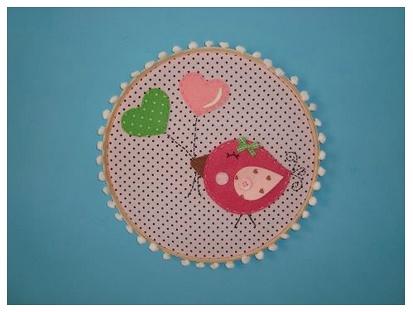 bordado: Embroidery, Ems Tissue, Bastidores, Felt, Crafts Ems