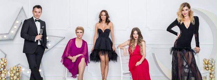 Celebrities wearing Cristina Savulescu