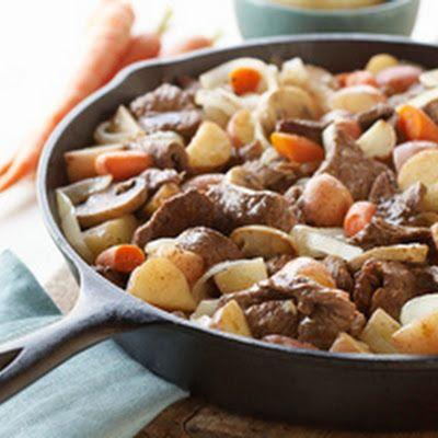 Steak and Potato Stir-Fry Recipe - Key Ingredient