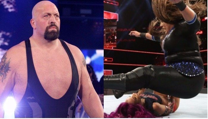 Big Show on why Nia Jax vs Sasha Banks made him feel like a fan again