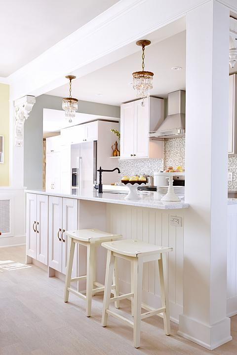 165 best images about passthrough ideas on pinterest for Sarah richardson kitchen ideas