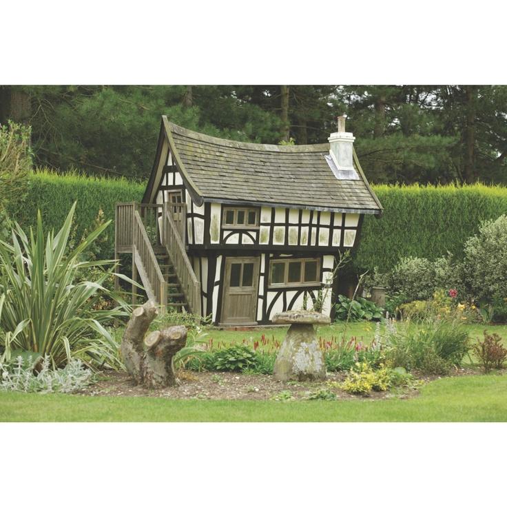 Tiny Tudor House Where The Wild Things Live Pinterest